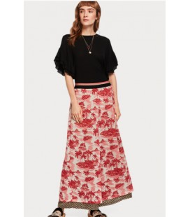 CHIFFON TROUSERS SCOTCH & SODA