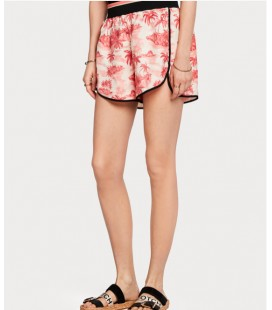 ISLAND PRINT SHORTS SCOTCH E SODA